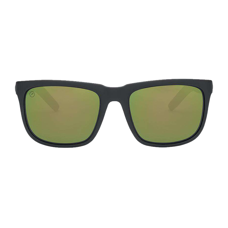ELECTRIC エレクトリック サングラス 偏光レンズ バス釣り フィッシング EE15101022 KNOXVILLE S [MATTE BLK/M BRONZE POLAR+(GREEN)]