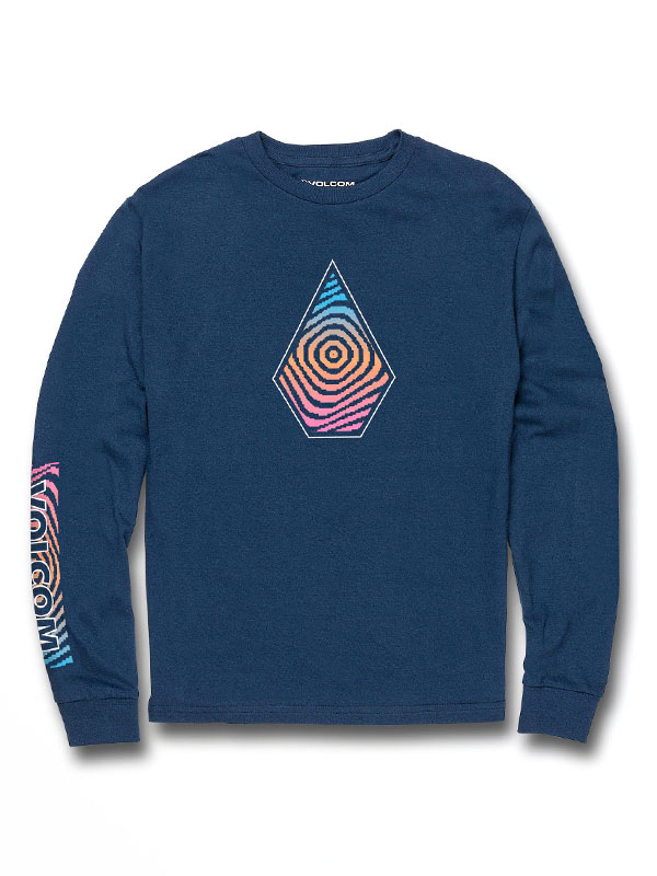 【WINTER SALE 20%OFF】 VOLCOM ボルコム キッズ(3-7才) ロンT 長袖 Y3632030 Descant L/S Tee Little Youth