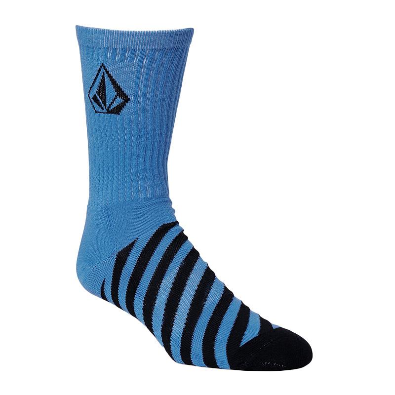 VOLCOM ボルコム メンズ ソックス 靴下 D6302003 Vibes Socks [NVY]