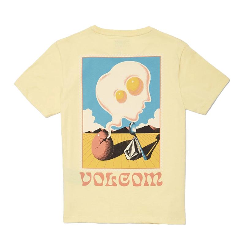 【20%OFF】 VOLCOM ボルコム ボーイズ(8-14才) Tシャツ C5212100 M. Loeffler Fa SS [DNY]