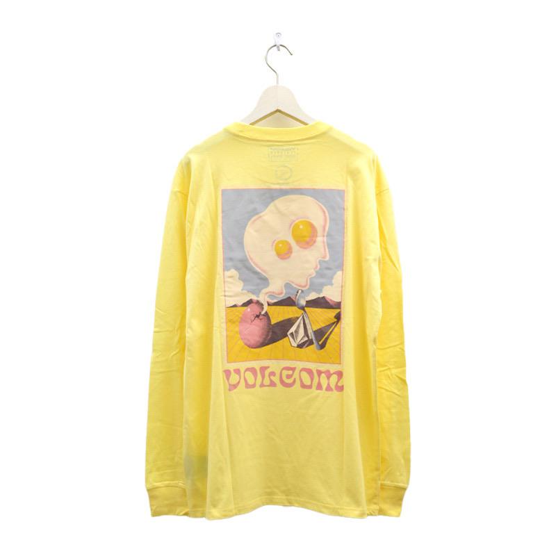VOLCOM ボルコム メンズ アジアンフィットロングスリーブTシャツ ロンT AF612108 Apac M. Loeffler FA LS [DNY]