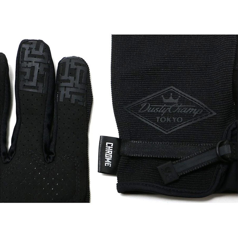 【WINTER SALE 20%OFF】 CHROME クローム サイクリンググローブ 手袋 JP173 DUSTY CHAMP GLOVE