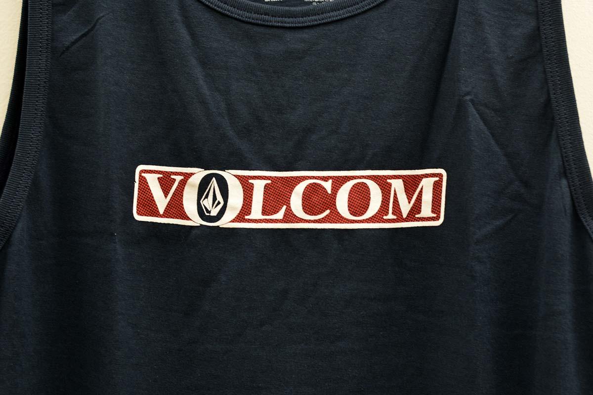 【30%OFF】 VOLCOM ボルコム メンズ タンクトップ A4512101 Blatter Tank [NVY]