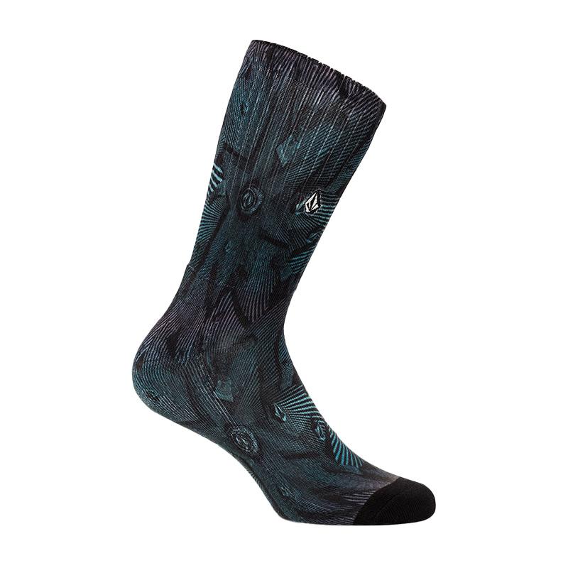 VOLCOM ボルコム メンズ ソックス 靴下 D6302003 Vibes Socks [BPB]