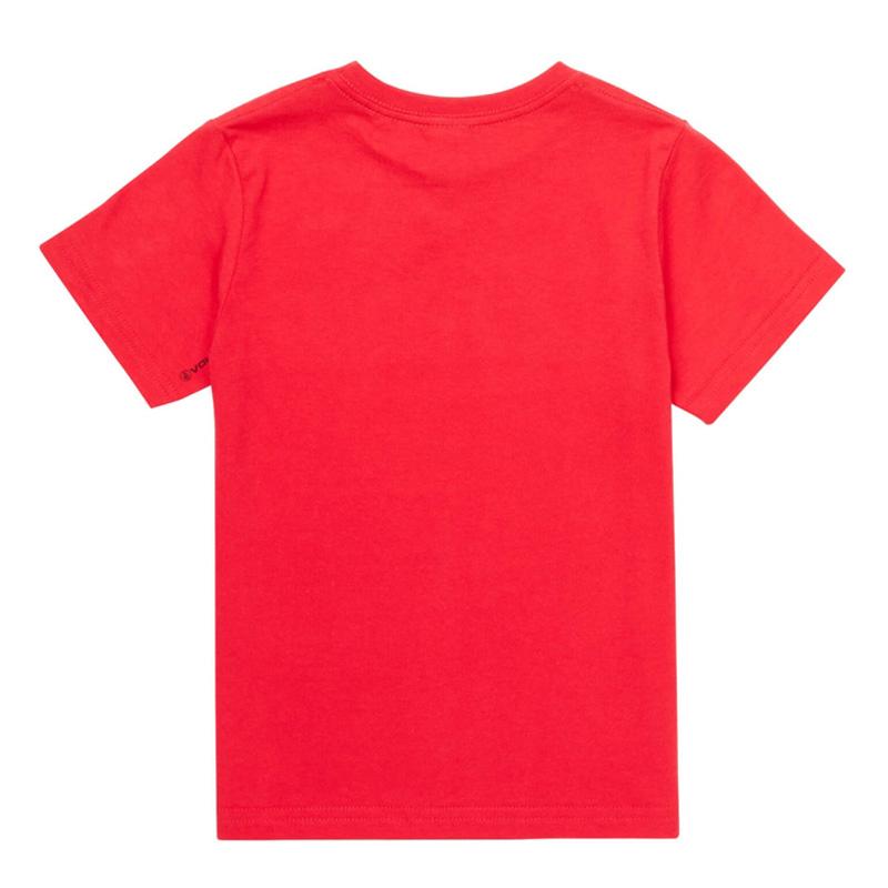 【WINTER SALE 30%OFF】 VOLCOM ボルコム ボーイズ(8-14才) Tシャツ 半袖 C3521835 Glitchy S/S Tee Youth