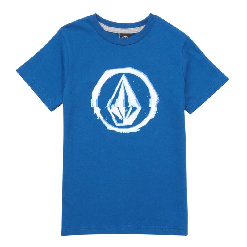 【WINTER SALE 20%OFF】 VOLCOM ボルコム ボーイズ(8-14才) Tシャツ 半袖 C3521835 Glitchy S/S Tee Youth