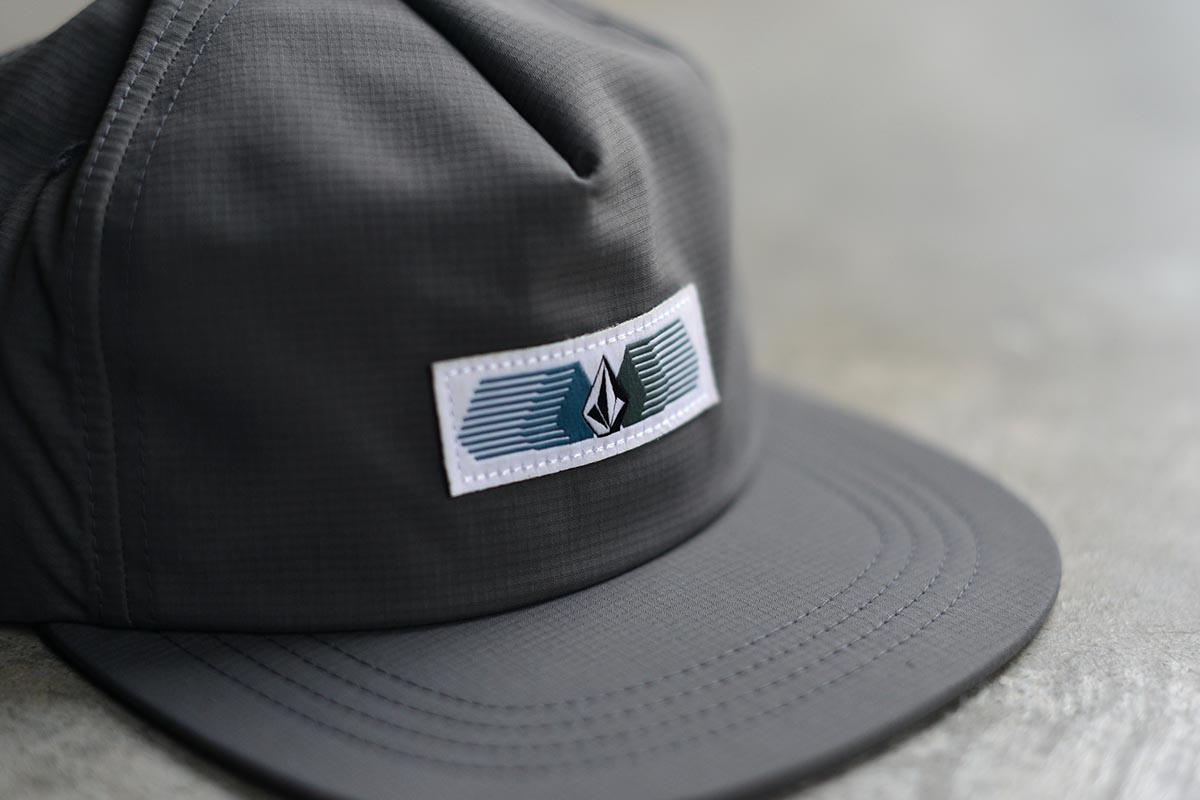 VOLCOM ボルコム メンズ ストラップバックキャップ 帽子 D5532003 Blurr [DCR]