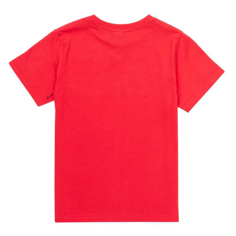 【WINTER SALE 20%OFF】 VOLCOM ボルコム ボーイズ(8-14才) Tシャツ 半袖 C3521833 Freedumb S/S Tee Youth