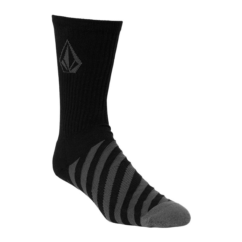 VOLCOM ボルコム メンズ ソックス 靴下 D6302003 Vibes Socks [ASB]