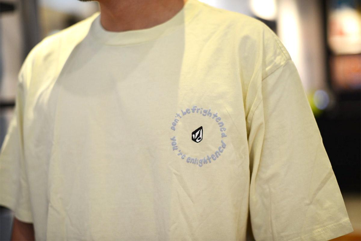 VOLCOM ボルコム メンズ ベーシックフィットTシャツ 半袖 A4312104 Ozzy Wrong S/S Tee [OFW]