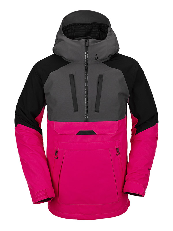 【WINTER SALE 20%OFF】 VOLCOM ボルコム メンズ スノーボードウェア スノージャケット G0652106 Brighton Pullover