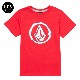【WINTER SALE 30%OFF】 VOLCOM ボルコム キッズ(3-7才) Tシャツ 半袖 Y3521835 Glitchy S/S Tee Little Youth