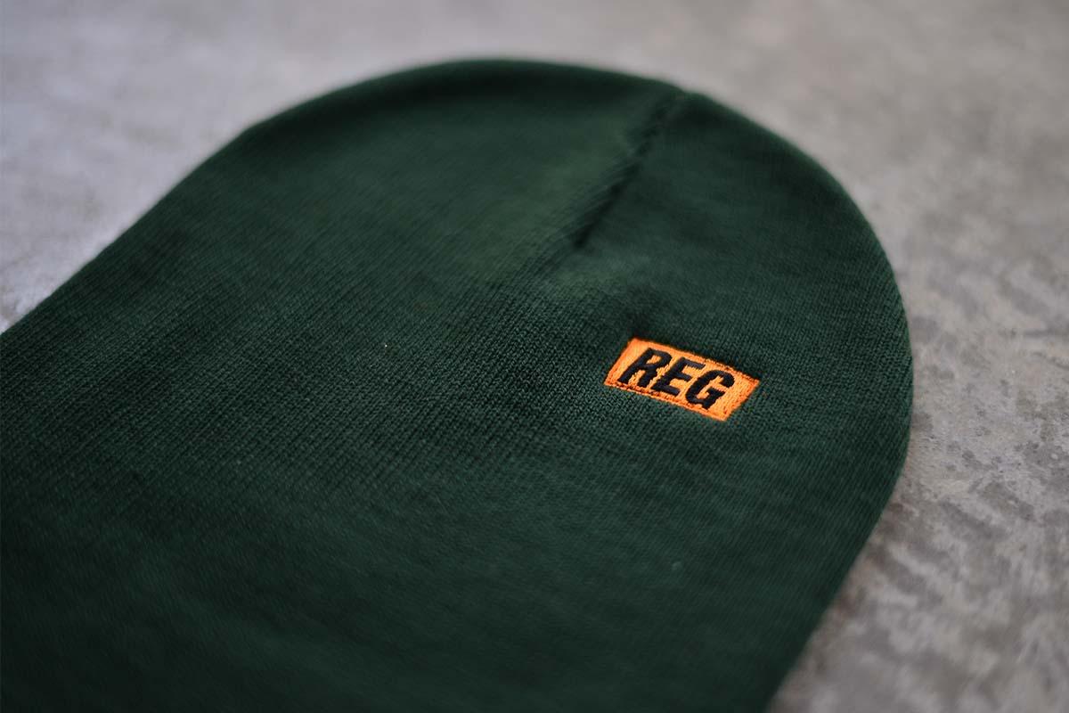 【BLACK FRIDAY 20%OFF】 REGULATOR レギュレイト ビーニー ニット帽 帽子 HOMIES MARK