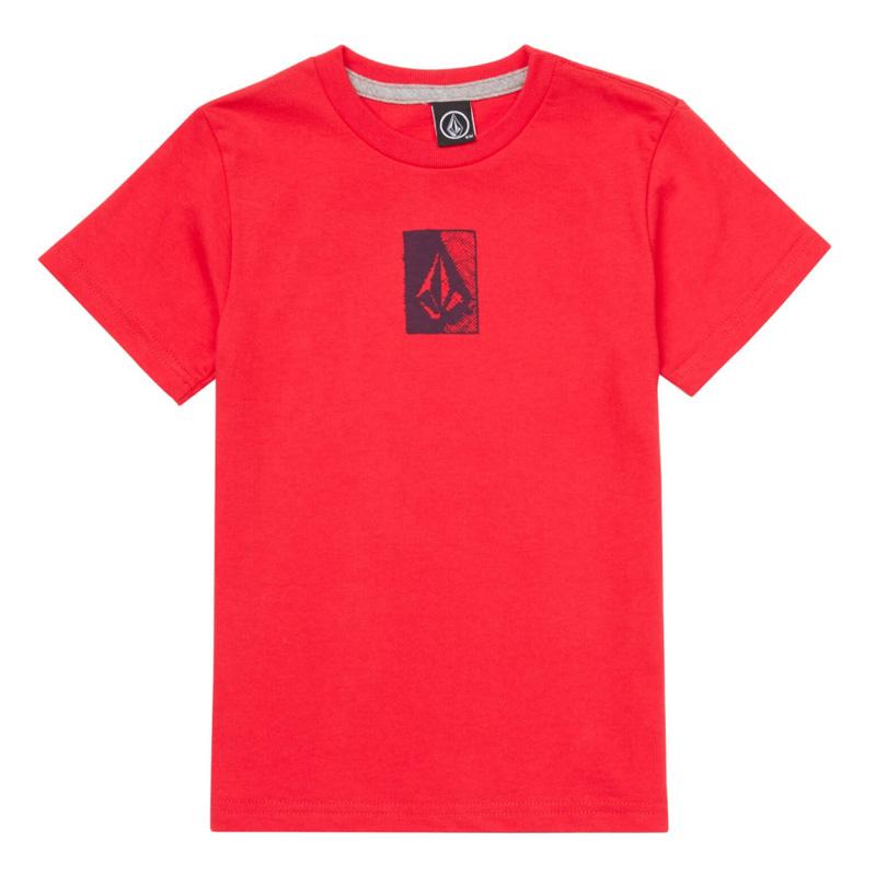 【WINTER SALE 20%OFF】 VOLCOM ボルコム ボーイズ(8-14才) Tシャツ 半袖 C3521800 Half Tone S/S Tee Youth