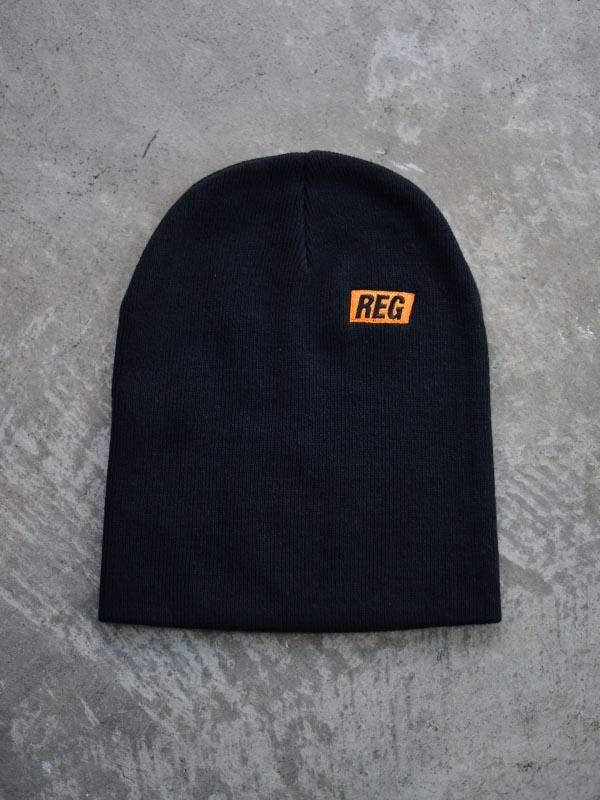 REGULATOR レギュレイト ビーニー ニット帽 帽子 HOMIES MARK