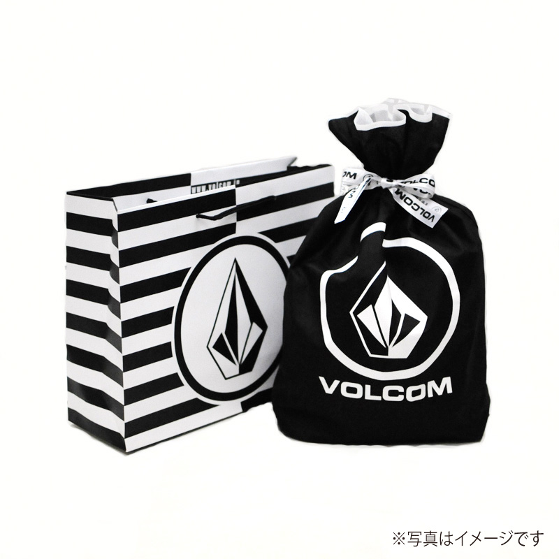Gift Wrapping ギフト Present Wrapping プレゼント包装 Volcom ボルコム