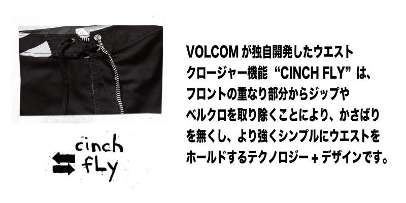 """VOLCOM ボルコム メンズ スイムウェア ボードショーツ サーフパンツ 水着 A0812115 Lido Heather Mod 20"""" [BLK]"""
