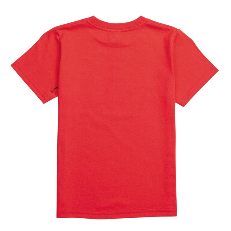 【20%OFF】 VOLCOM ボルコム ボーイズ(8-14才) Tシャツ 半袖 C3511800 Crisp Stone S/S Tee Youth [TRR]