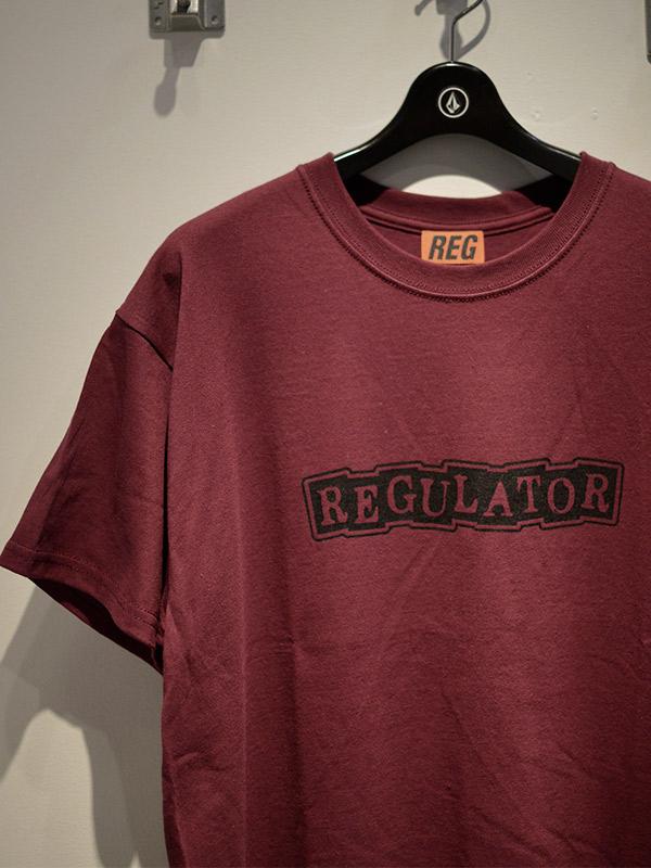 【WINTER SALE 20%OFF】 REGULATOR レギュレイト メンズ Tシャツ TEAM TEE