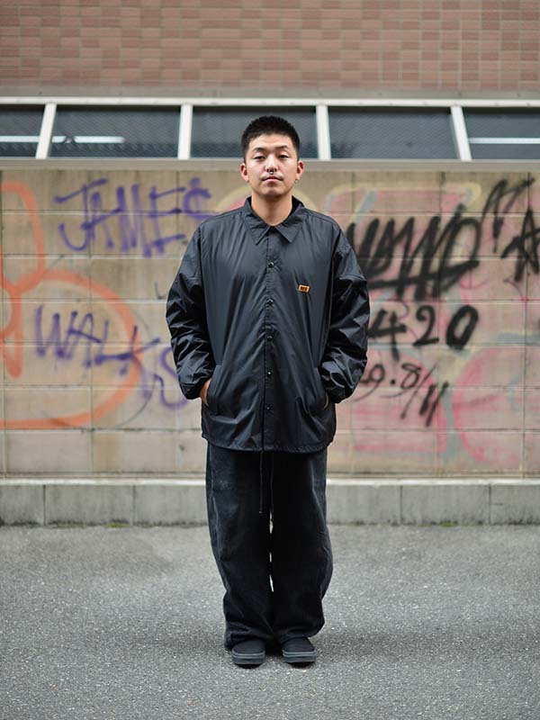 【WINTER SALE 20%OFF】 REGULATOR レギュレイト コーチジャケット HOMIES JKT
