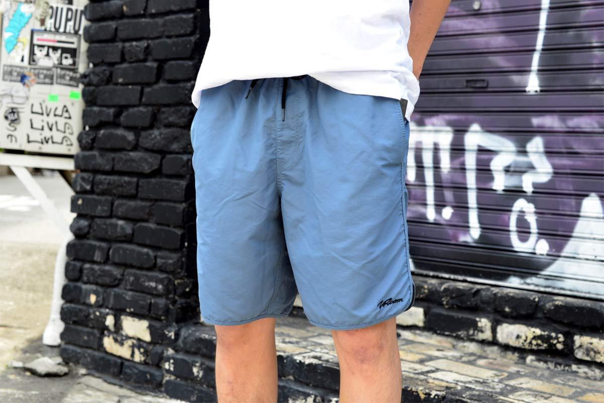 "【30%OFF】 VOLCOM ボルコム メンズ ショートパンツ イージーショーツ A1012105 Eddison Ew Short 18"" [CHB]"