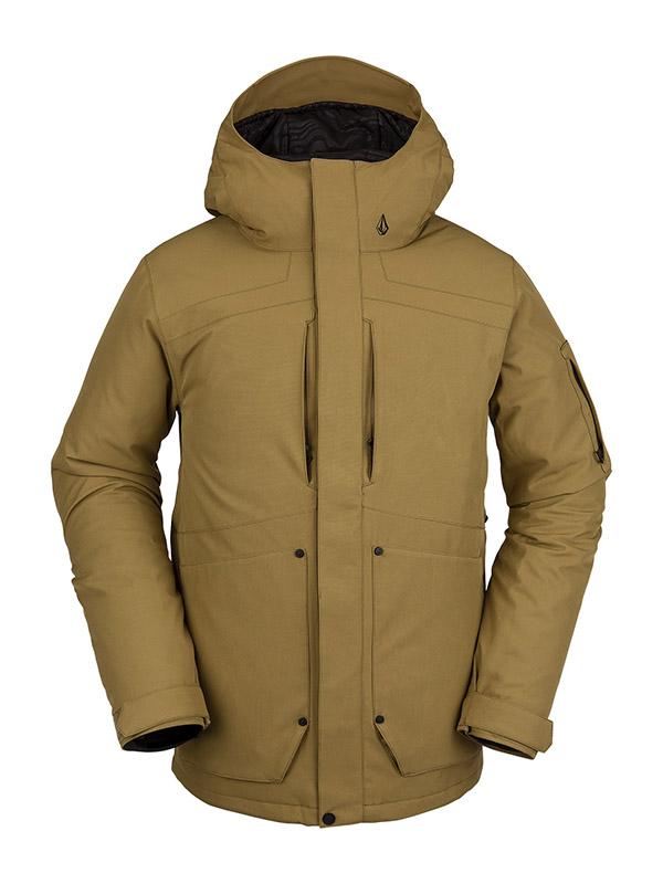 【WINTER SALE 20%OFF】 VOLCOM ボルコム メンズ スノーボードウェア スノージャケット G0452108 Scortch Ins Jacket