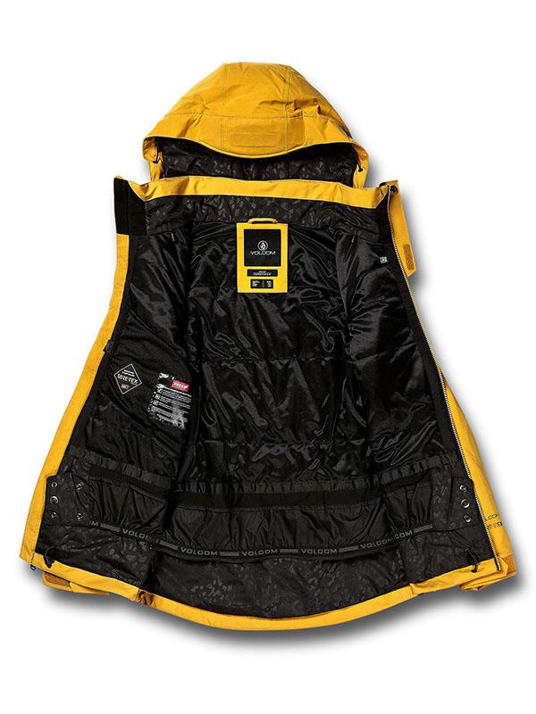 【WINTER SALE 20%OFF】 VOLCOM ボルコム レディース スノーボードウェア スノージャケット H0452102 3D Stretch Gore Jacket