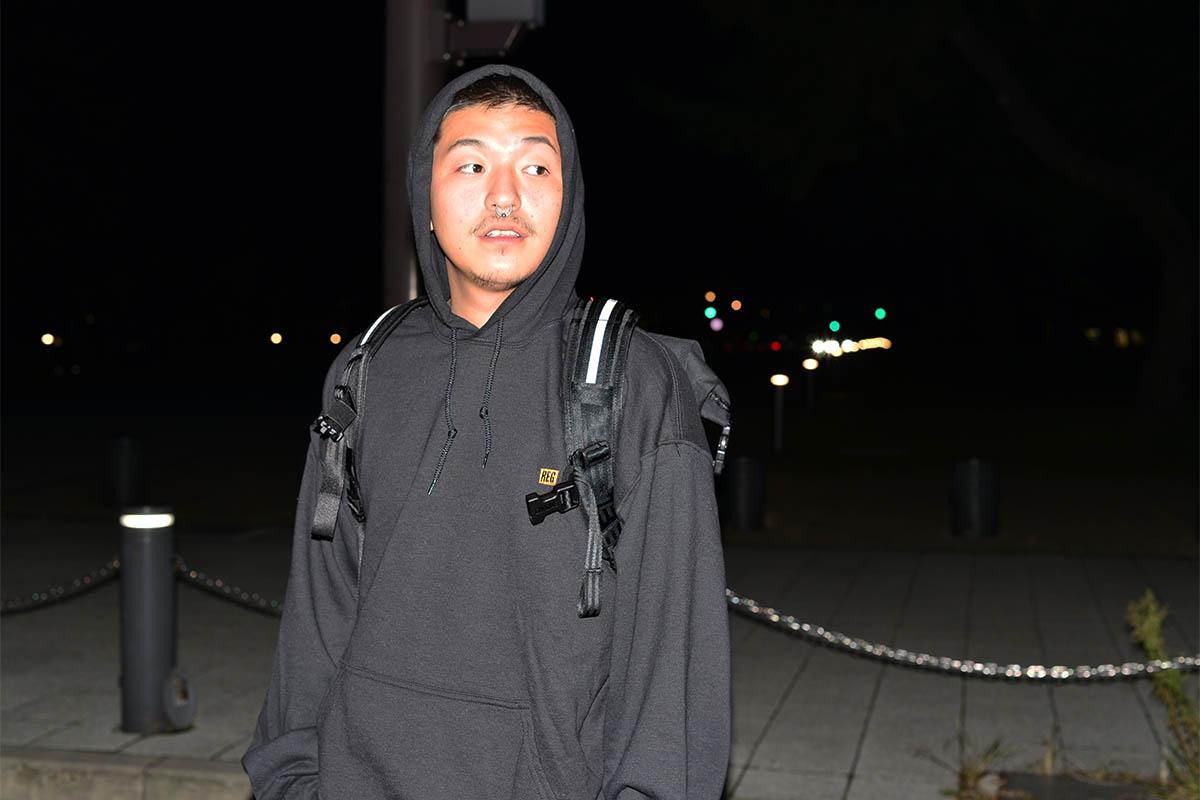 【WINTER SALE 20%OFF】 REGULATOR レギュレイト プルオーバーパーカー HOMIES PK