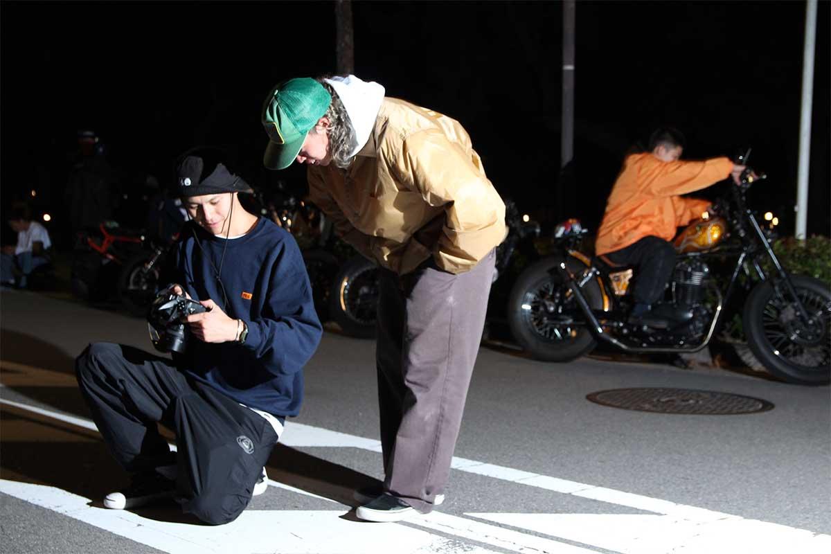 【WINTER SALE 20%OFF】 REGULATOR レギュレイト クルースウェット トレーナー HOMIES SW