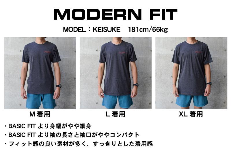 VOLCOM ボルコム メンズ モダンフィットボーダーTシャツ 半袖 A0132003 Da Fino Stripe Crew S/S