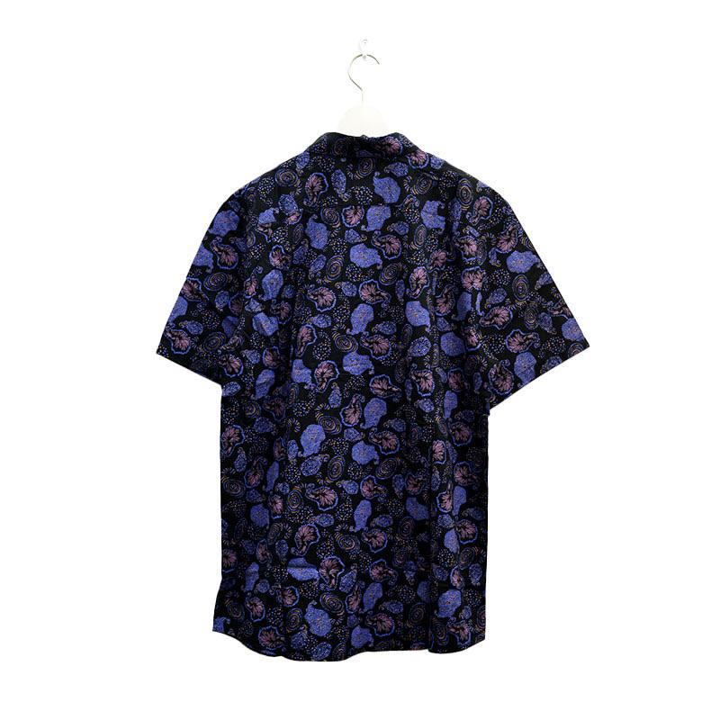 VOLCOM ボルコム メンズ 半袖シャツ ショートスリーブシャツ A0412106 Honoroma S/S BLK [XL]