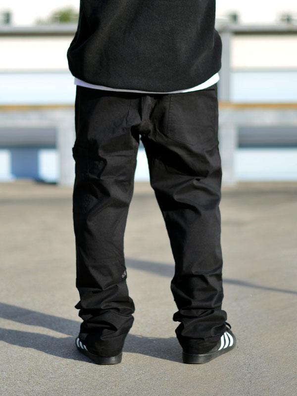 VOLCOM ボルコム メンズ テーパードナイロンパンツ ワークパンツ A1132002 Stone Trail Master Pant