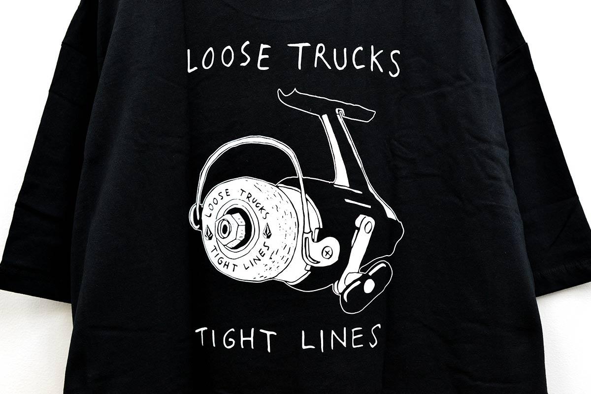 VOLCOM ボルコム メンズ Tシャツ 半袖 A4312121 Loose Trucks LSE SS [BLK]