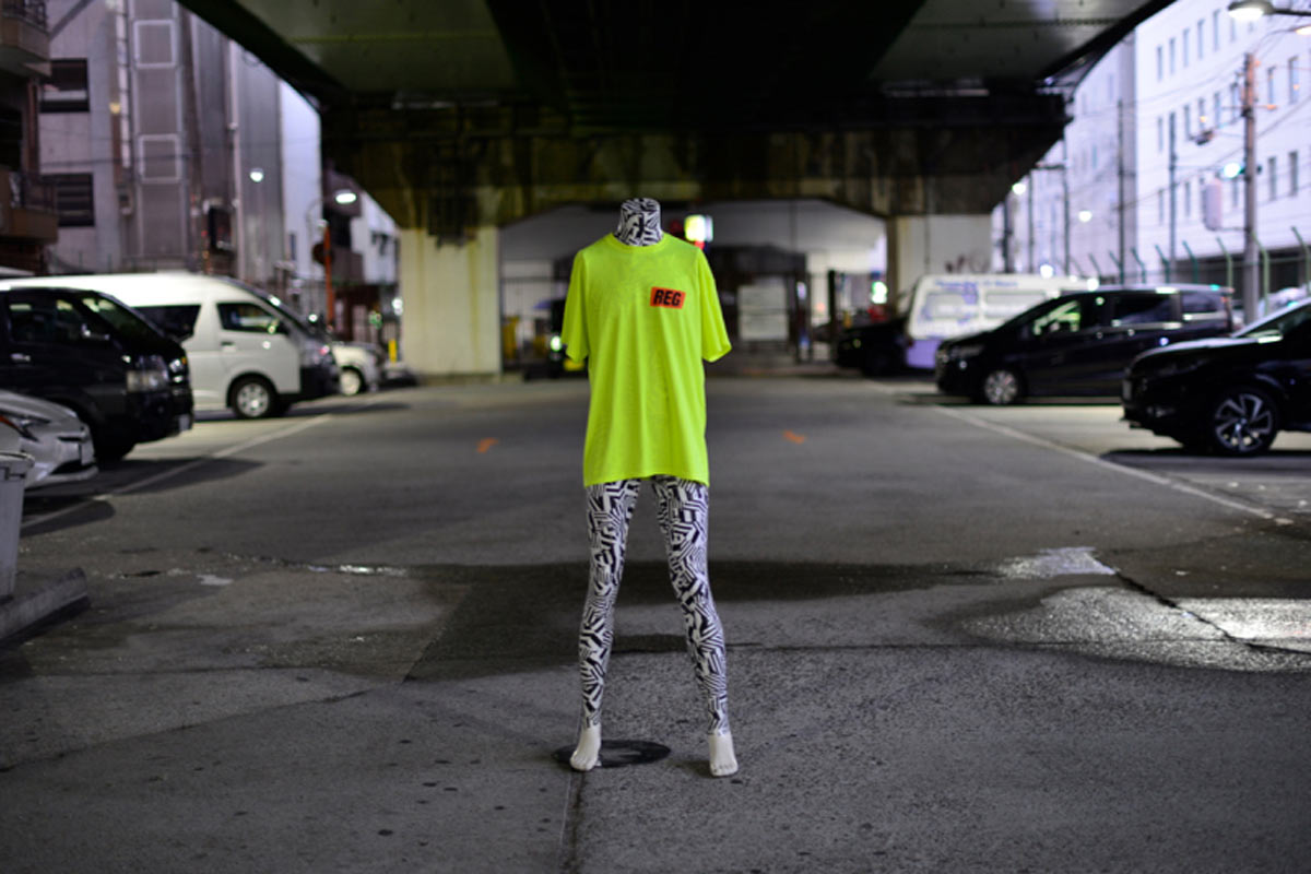 REGULATOR レギュレイト メンズ Tシャツ CATCH YOUR EYES S/S TEE