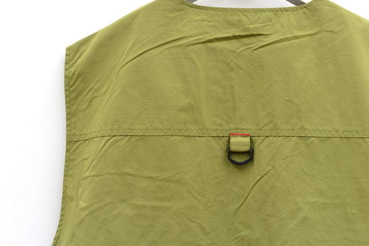 VOLCOM ボルコム ベスト フィッシングベスト A1812100 Loose Trucks Vest [OLM]