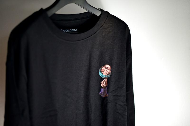 VOLCOM ボルコム メンズ ロングスリーブTシャツ ロンT 長袖 A3632005 Max Loeffler Fa L/S Tee