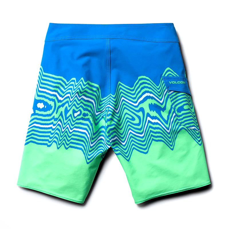 【WINTER SALE 30%OFF】 VOLCOM ボルコム キッズ(3-7才) ボードショーツ 水着 Y0821830 Lido Vibes Mod Little Youth
