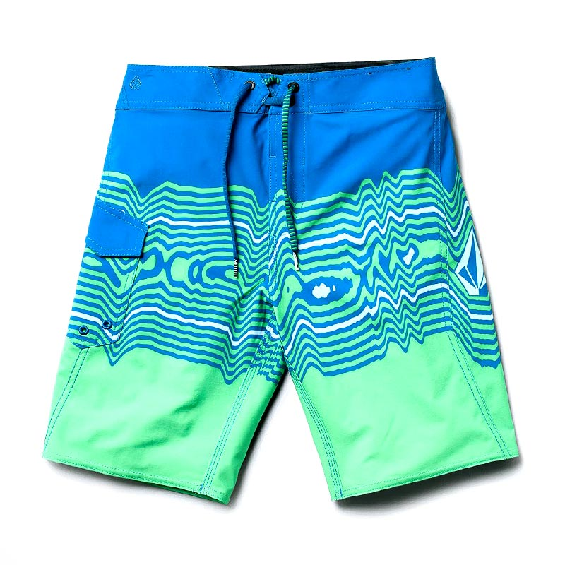 【50%OFF】 VOLCOM ボルコム キッズ(3-7才) ボードショーツ 水着 Y0821830 Lido Vibes Mod Little Youth [FRB]