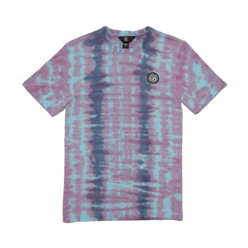 VOLCOM ボルコム ボーイズ(8-14才) タイダイTシャツ C0112130 Complexer Crew Youth [BPB]