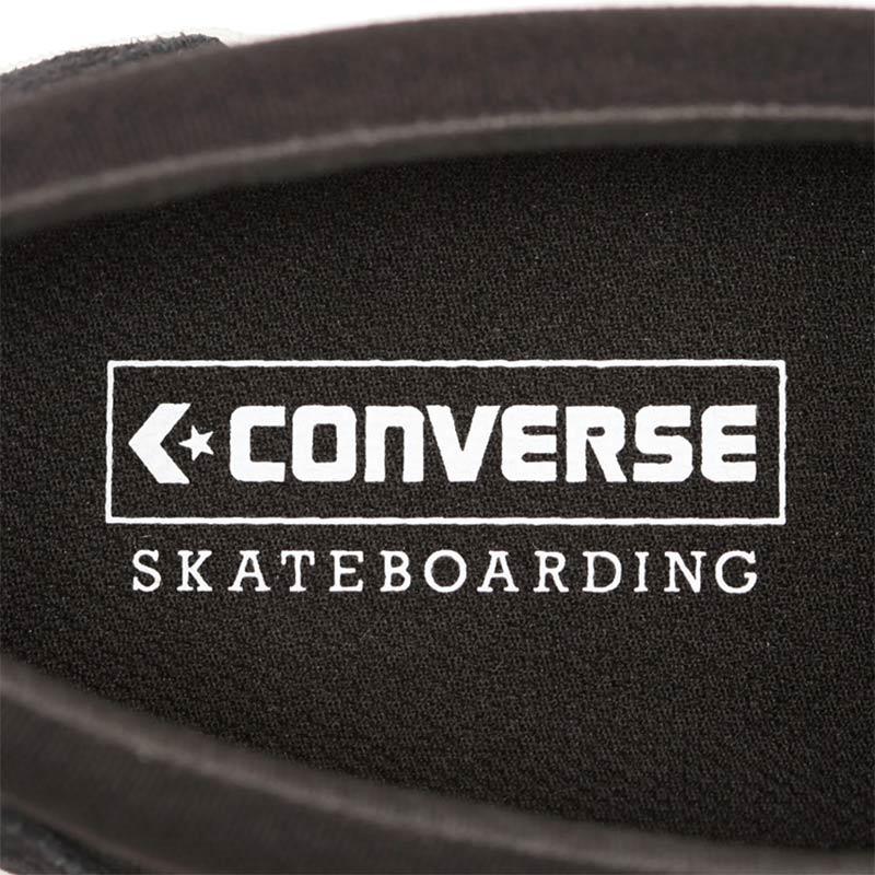 CONVERSE SKATEBOARDING コンバーススケートボーディング スケートシューズ スニーカー 靴 CS LOAFER SK [BLK]