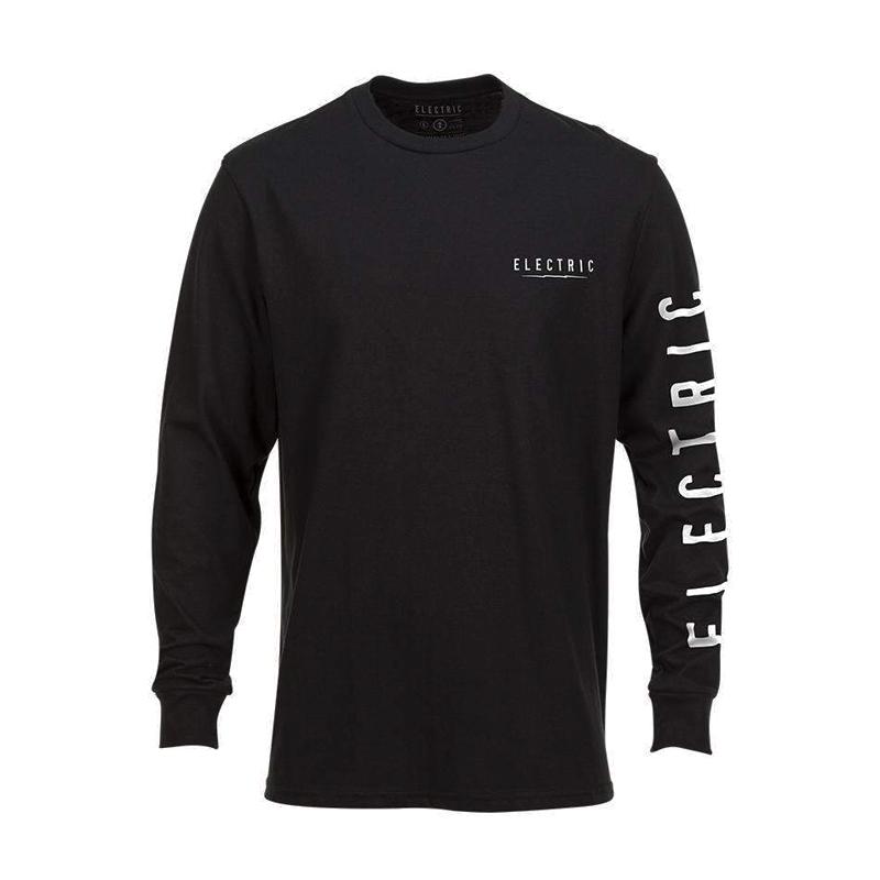 ELECTRIC エレクトリック メンズ ロングスリーブTシャツ ロンT Undervolt L/S Tee