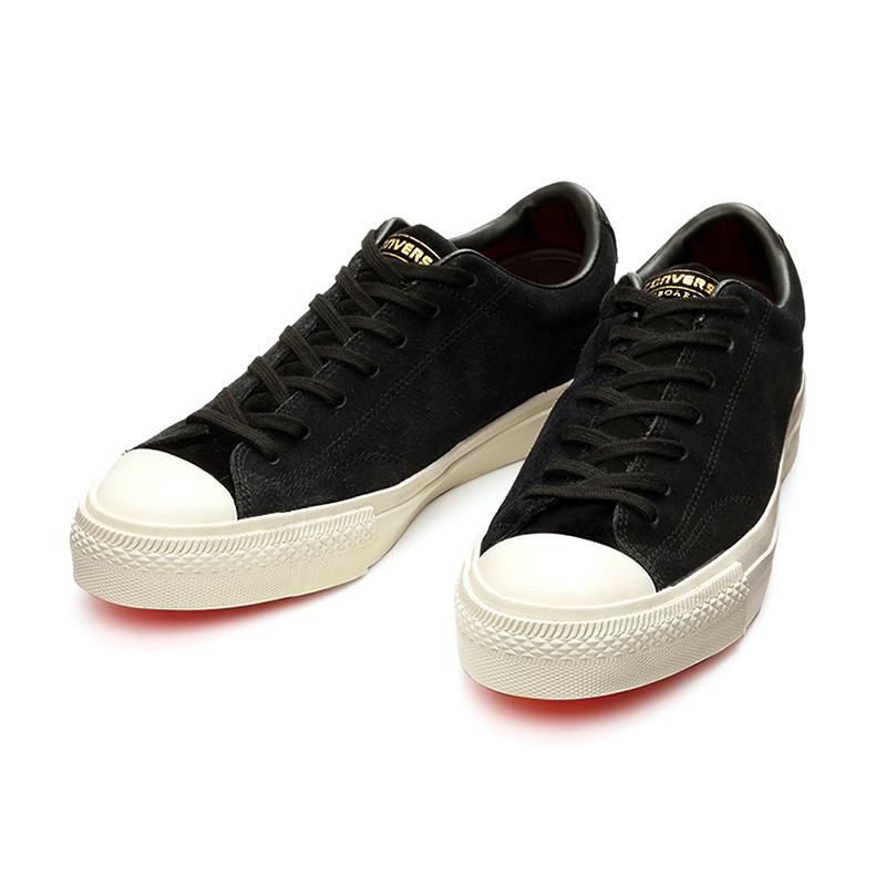 CONVERSE SKATEBOARDING コンバーススケートボーディング スケートシューズ スニーカー 靴 BREAKSTAR SK SHINPEI UENO OX + [BLK]