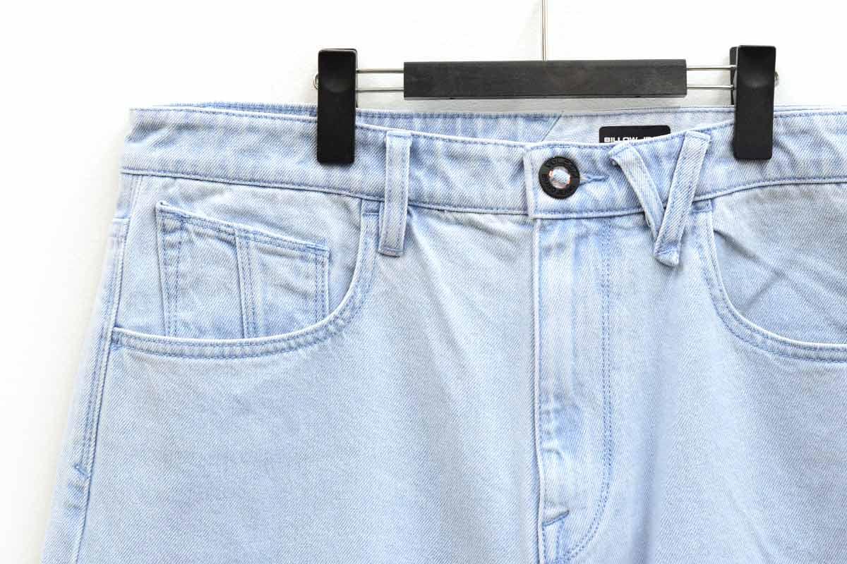VOLCOM ボルコム メンズ スーパールーズフィットジーンズ  デニム A1932050 Billow Pant [LBL]