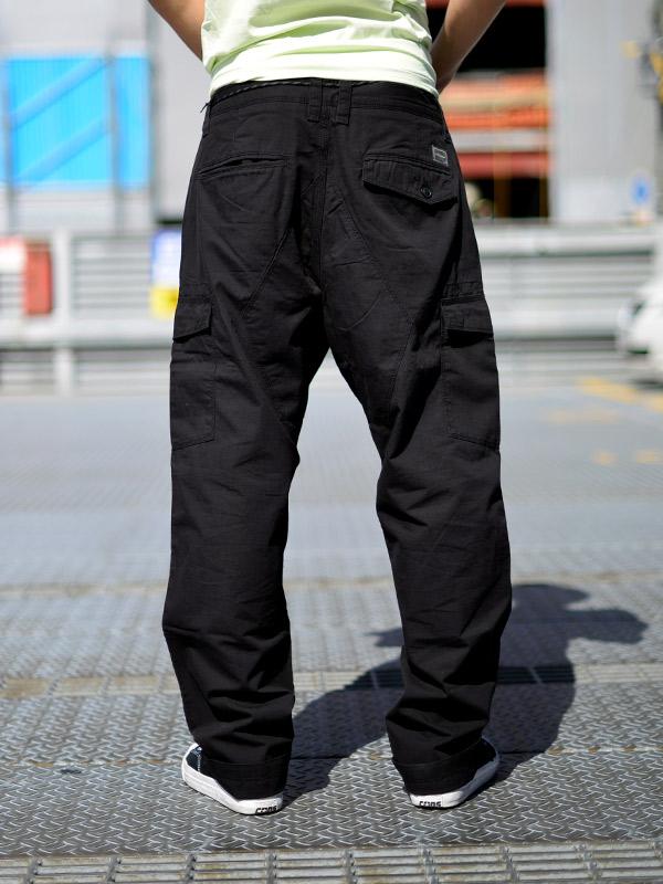 VOLCOM ボルコム メンズ カーゴパンツ A1111906 Miter II Cargo Pant [BLK]