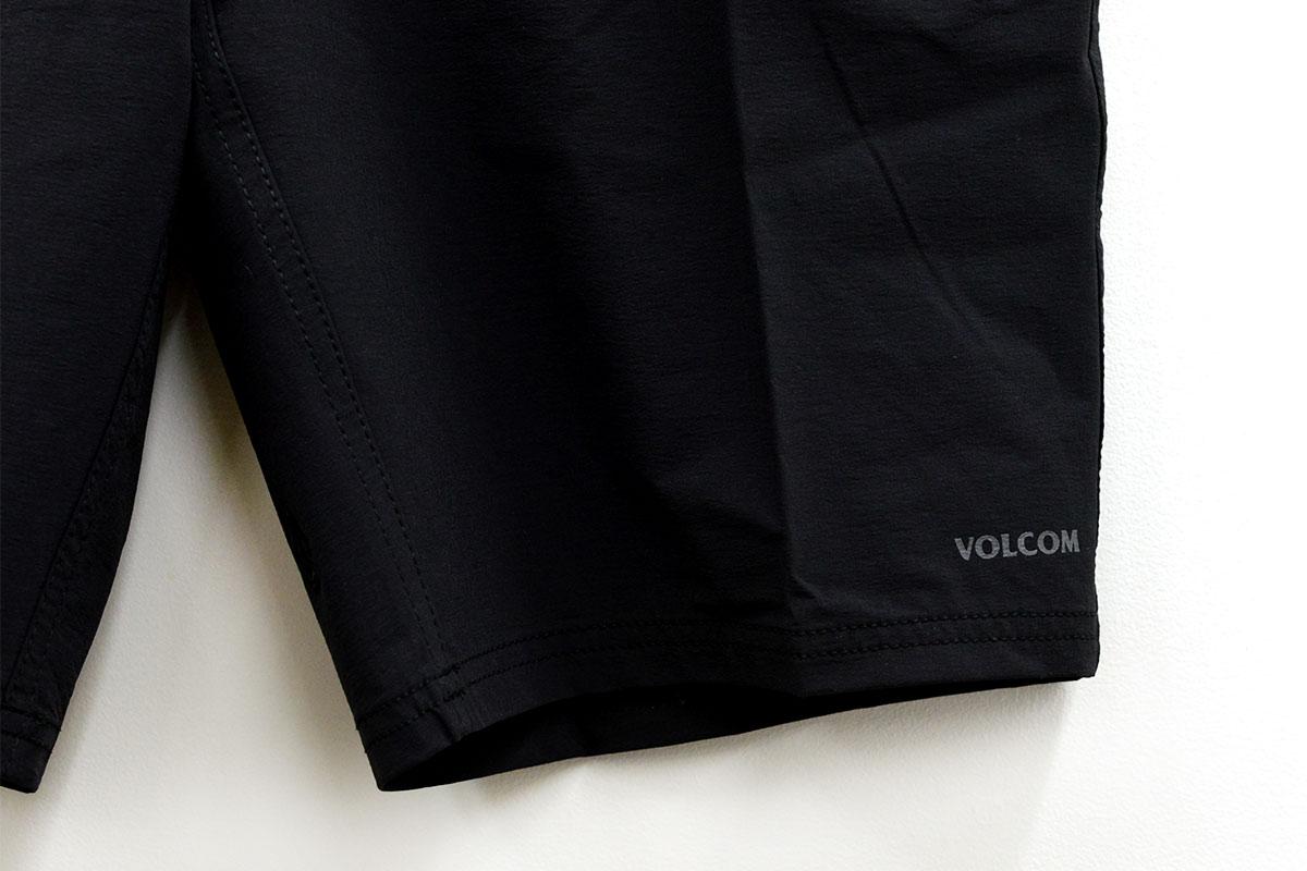 "VOLCOM ボルコム メンズ ハイブリッドショーツ ショートパンツ ボードショーツ A3212101 Bohnes Hybrid Short 20"" [BLK]"