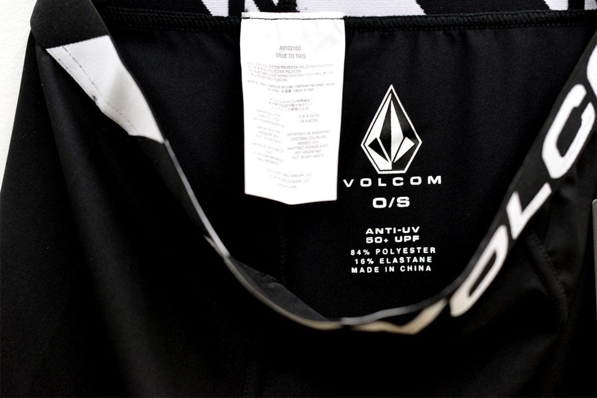 VOLCOM ボルコム メンズ インナーパンツ ボクサーパンツ A9102100 JP V Dazzle Chones [BLK]