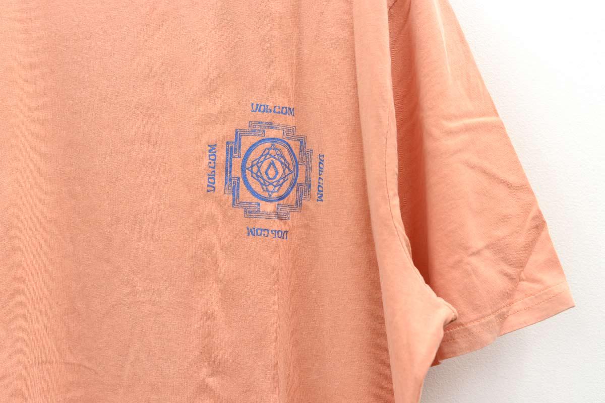 VOLCOM ボルコム メンズ モダンフィットTシャツ 半袖 A5212103 Psychonic S/S Tee [CYO]