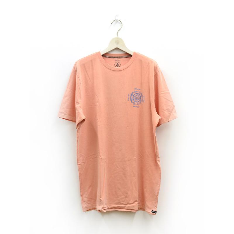 VOLCOM ボルコム メンズ モダンフィットTシャツ 半袖 A5212103 Psychonic S/S Tee