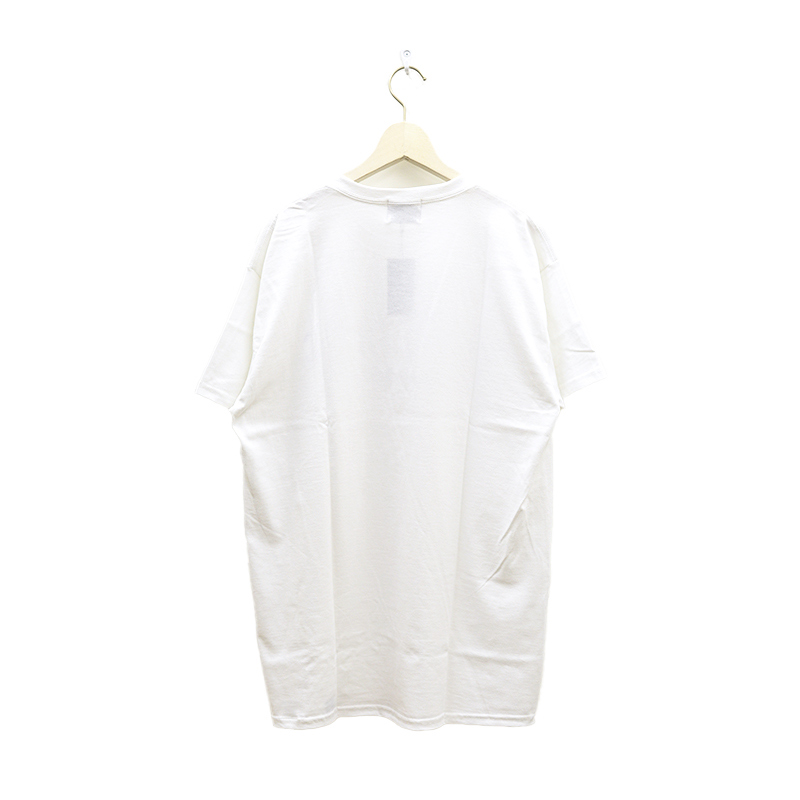 ELECTRIC エレクトリック メンズ Tシャツ E21SS02 UNDER VOLT FRONT LOGO TEE [WHT]