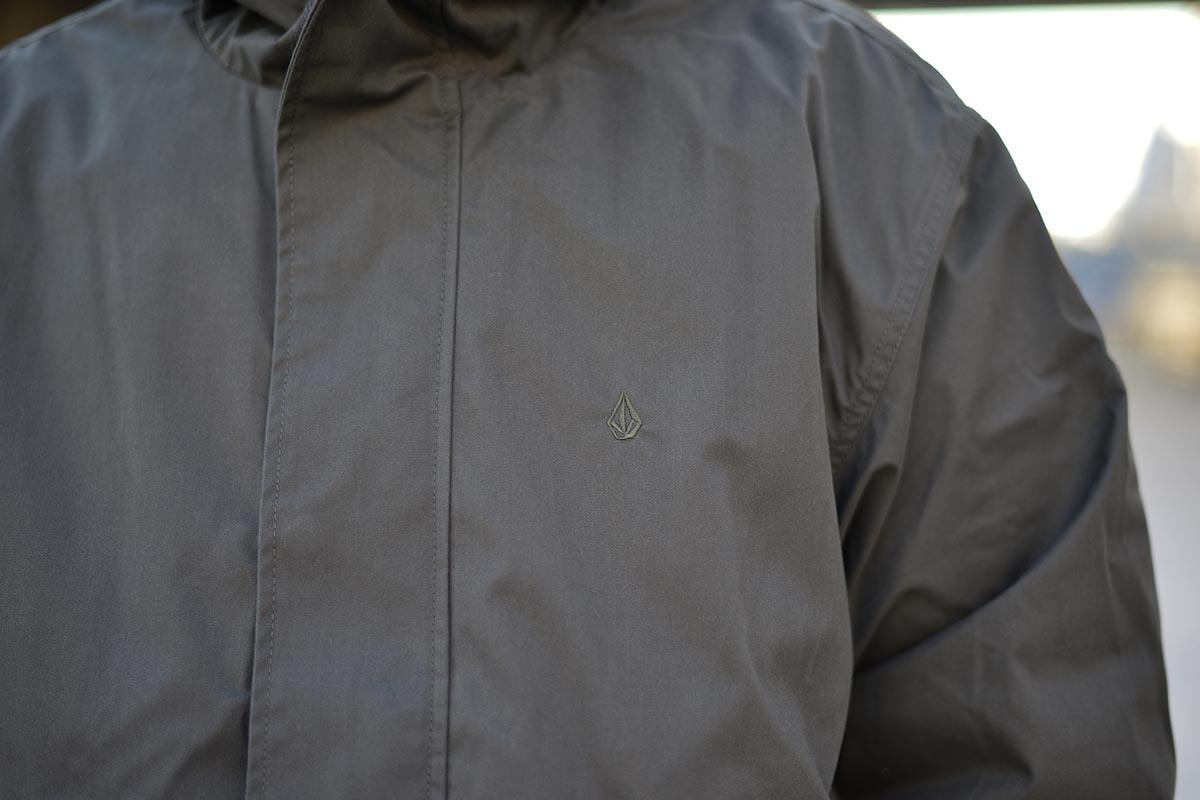 VOLCOM ボルコム メンズ 3in1ジャケット 防水 A1732007 Wallstone Jacket
